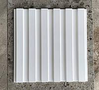 Гіпсові панелі 3D Rails DecoWalls