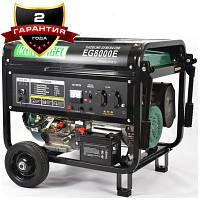Бензиновый генератор IRON ANGEL EG 8000 E (8 кВт)
