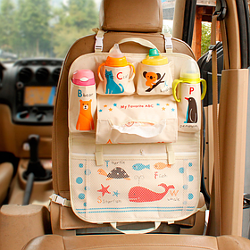 Органайзер в автомобіль дитячий
