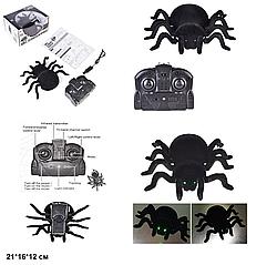Павук Тарантул на радіокеруванні повзає по стінах FY-878