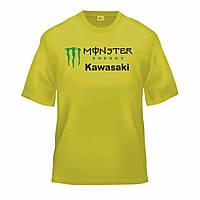 Майка Monster Energy Kawasaki