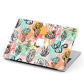 Чехол пластиковый для Apple MacBook Pro / Air Кактус (Cactus) макбук про case hard cover