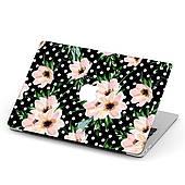 Чехол пластиковый для Apple MacBook Pro / Air Цветы (Flowers) макбук про case hard cover