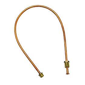Трубка запальника автоматики для газового котла Арбат L-400 мм, D-4 мм, М10