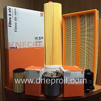 Фильтр маслянный MAHLE OX196/3D