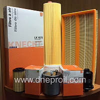 Фильтр маслянный MAHLE OX68D