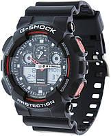 Мужские часы CASIO GA-100-1A4ER Смарт часы в Украине