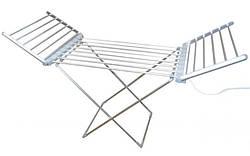 Электросушилка для белья BESSER 10292А 230W, 146 х 54 х 73 см, греется основная секция, напольная