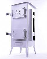 ПЕЧЬ БУРЖУЙКА для отопления, буржуйка для дачи ( до 160 м), фото 1