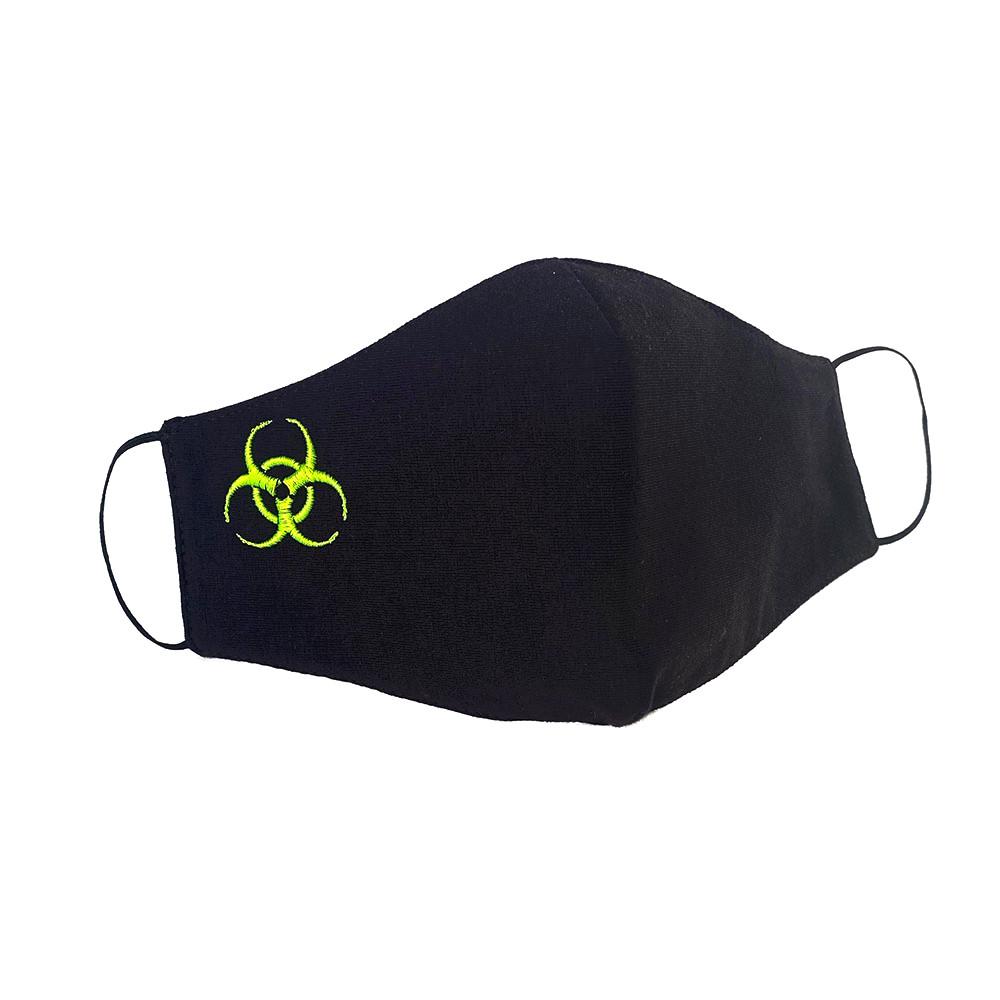 """Защитная маска для лица """"Quarantine"""" черная"""