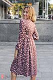 Стильное платье для беременных и кормящих KATOLINA DR-30.112, фото 2