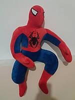 Мягкая игрушка человек паук спайдермен 65 см
