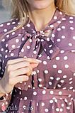 Стильное платье для беременных и кормящих KATOLINA DR-30.112, фото 5