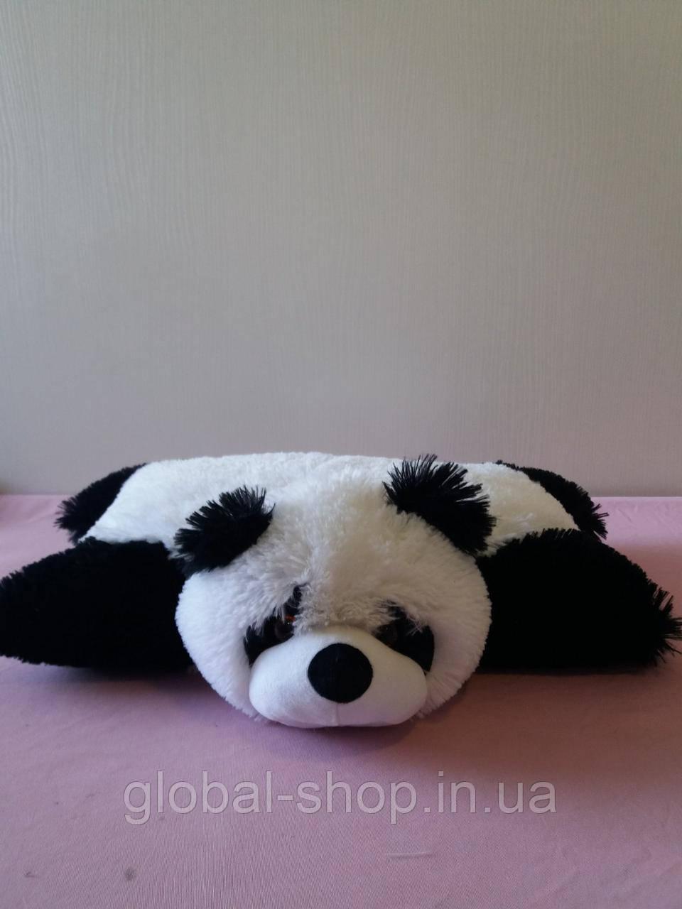 Детская мягкая подушка игрушка Панда
