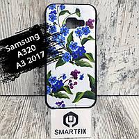 Чохол з малюнком для Samsung A3 2016 (А310) Квіти
