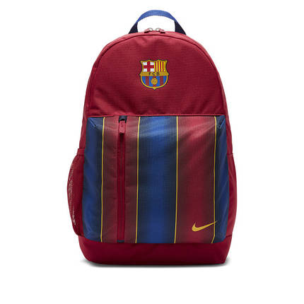 Рюкзак дитячий Nike FC Barcelona Stadium Youth Backpack CK6683-620 Бордовий, фото 2