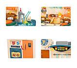 Большая детская кухня 998 с водой и холодным паром, высокая 100см, фото 5