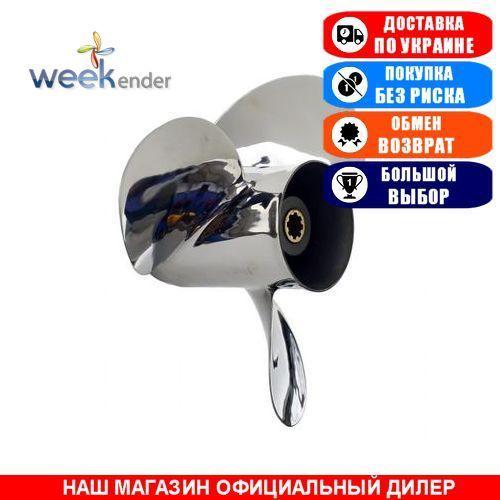 Гребной винт Yamaha 20-30HP (9-7/8x12F) Jetmar. Сталь; 664-45954-01-EL; (Гребной винт Ямаха)
