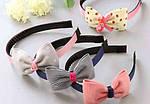 Детские ободки: функциональное украшение по доступной цене в «Лотос»