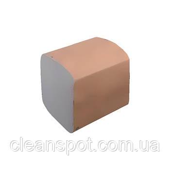 Листовий туалетний папір 250шт 2-х сл целюлоза Eco Point 24уп/ящ