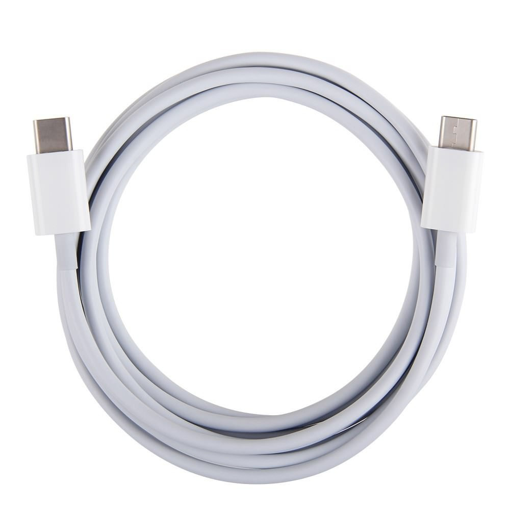 Кабель Apple 1m USB-C to Lightning (White) MQGJ2