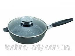 Сковорода с греблоновым покрытием Oscar Cooks Wiesenhаll CA207F 24сm