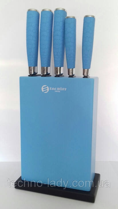 Набор ножей на подставке Edel Hoff EH 6522 5 st