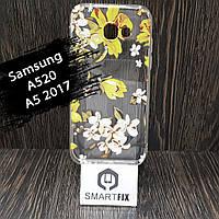Чехол с рисунком для Samsung Galaxy A5 2017 (A520)