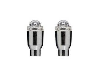 Маячки мигалки на ниппель (золотник) JING YI JY-503 LED на батарейках