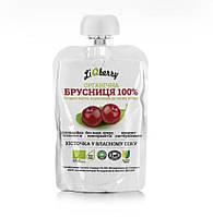 Брусничная паста LiQberry», 100 мл (дой-пак)
