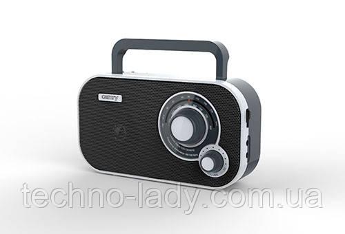 Радио Camry CR 1140black