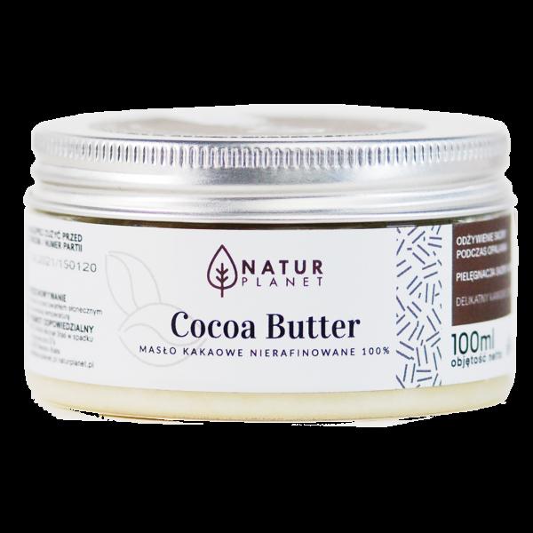 Кокосовое масло нерафинированное 100 мл, Natur Planet