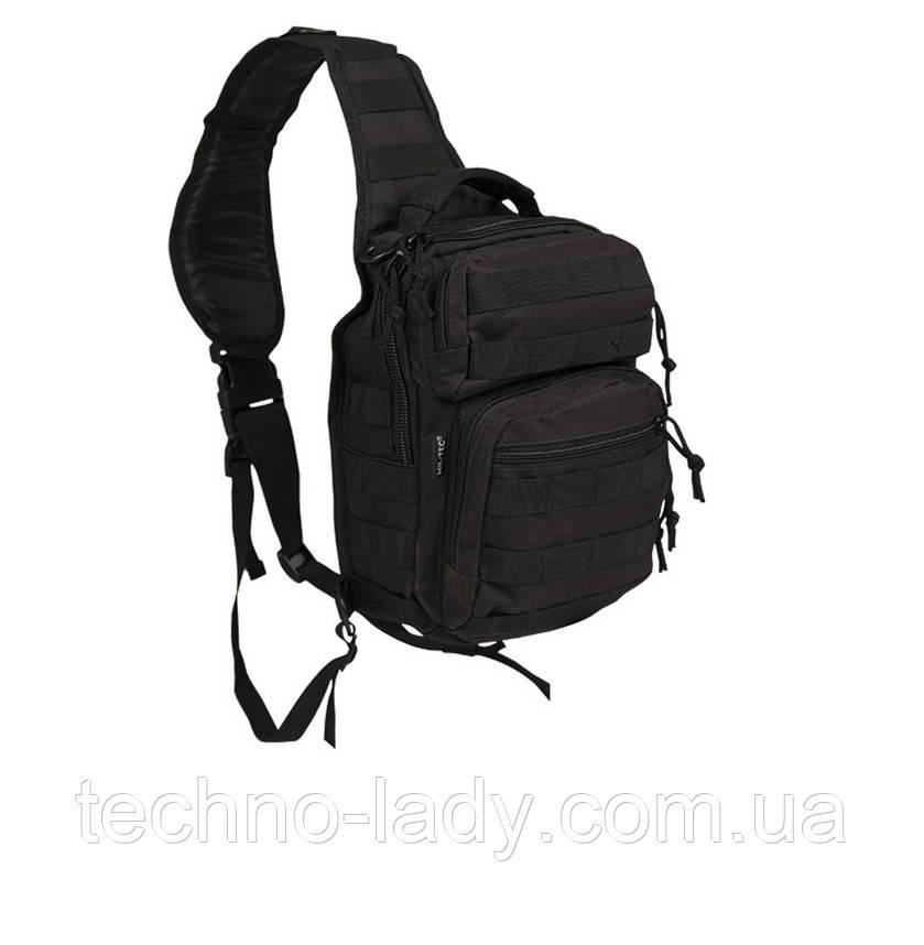 Рюкзак Mil-Tec однолямочный OD ONE STRAP ASSAULT PACK SMALL