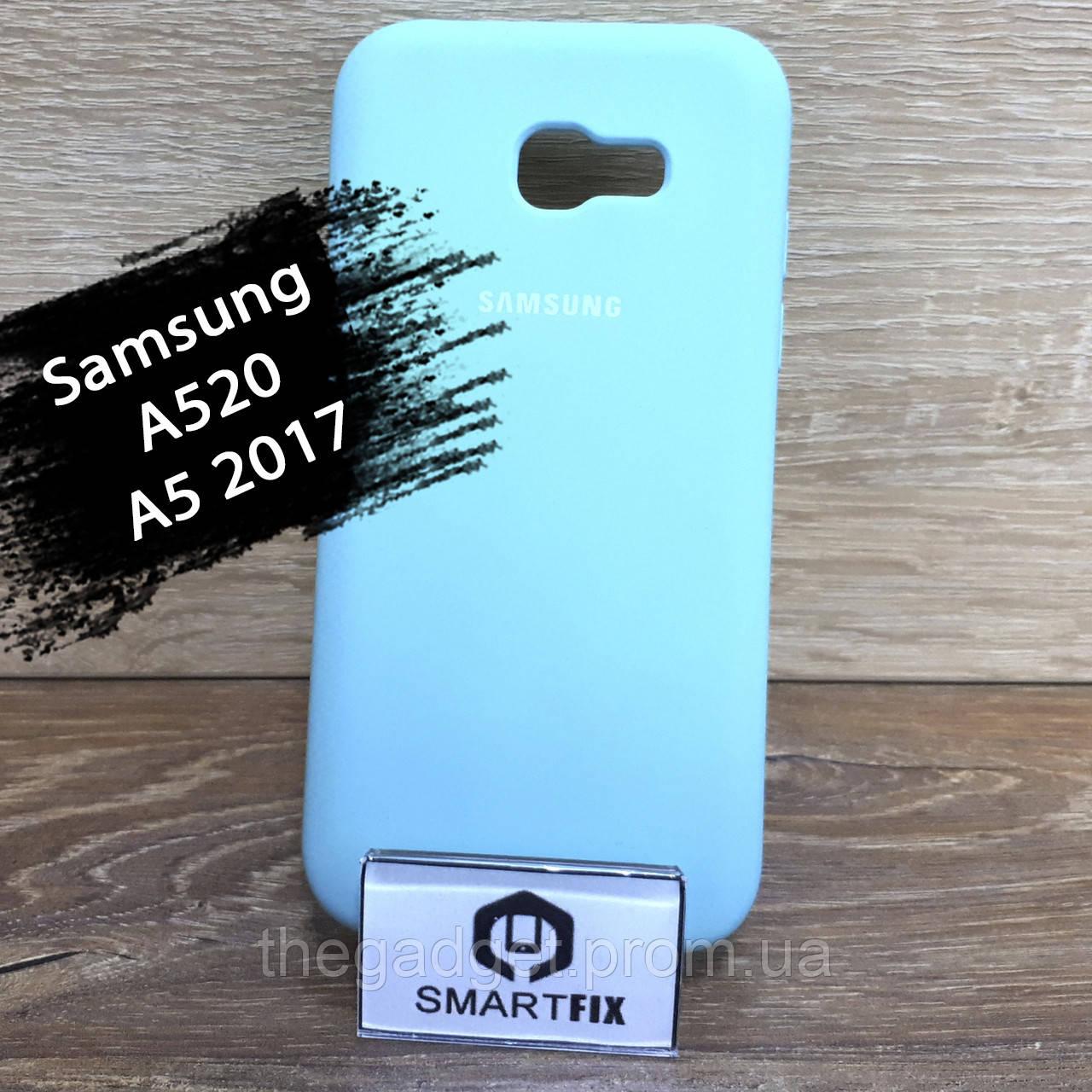 Силиконовый чехол для Samsung A5 2017 (A520)