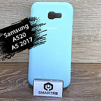 Силиконовый чехол для Samsung A5 2017 (A520), фото 1