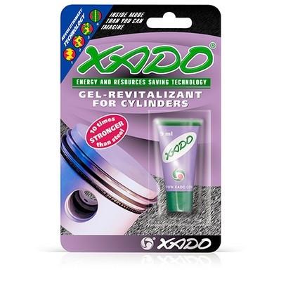 Присадка для поршней и цилиндров - Ревитализант 1л XADO