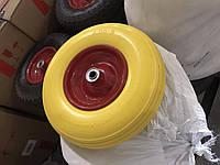 Колесо пенополиуретановое 4.00-6D16мм
