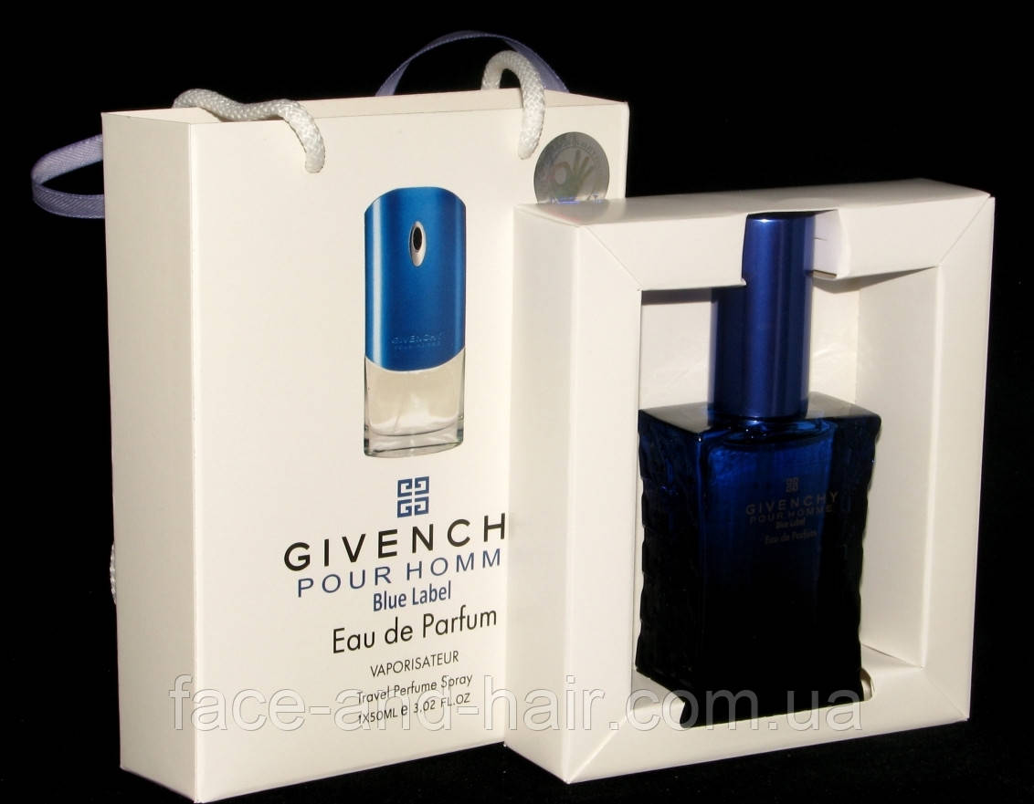 Givenchy Blue Label - Travel Perfume 50ml