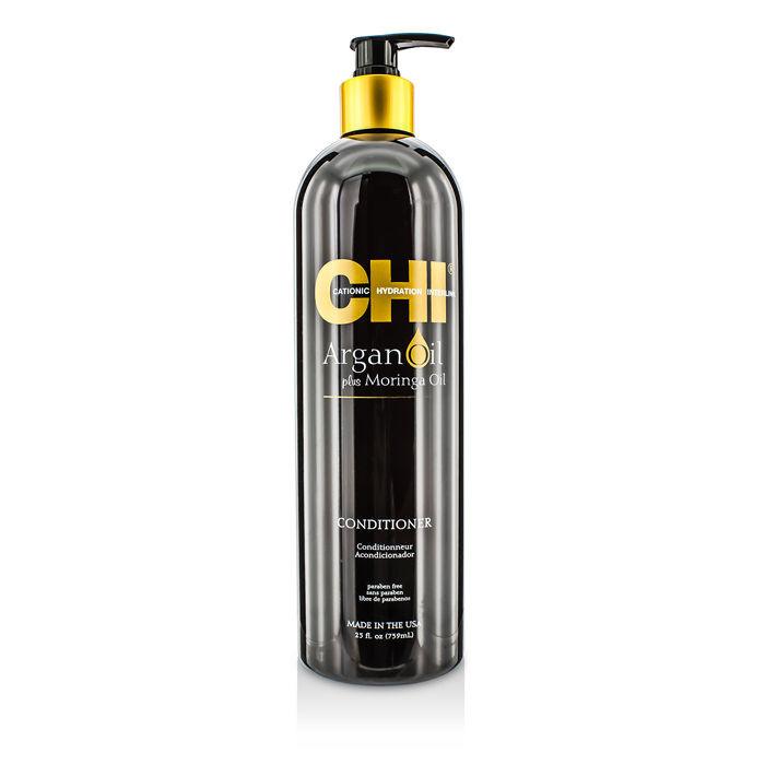Кондиционер CHI Argan Oil масло Аргана и дерева Маринга