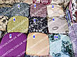 Чехлы на табуретки комплект 4 шт на резинке (сидушка на табурет, стул) №11, фото 5