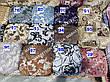 Чехлы на табуретки комплект 4 шт на резинке (сидушка на табурет, стул) №11, фото 4