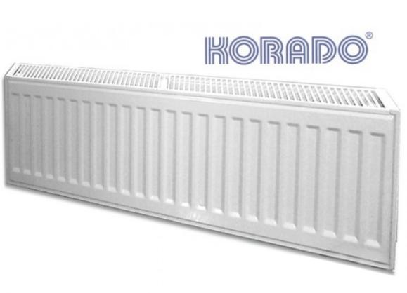 Стальной радиатор Korado 11k 600*2000 б.п.