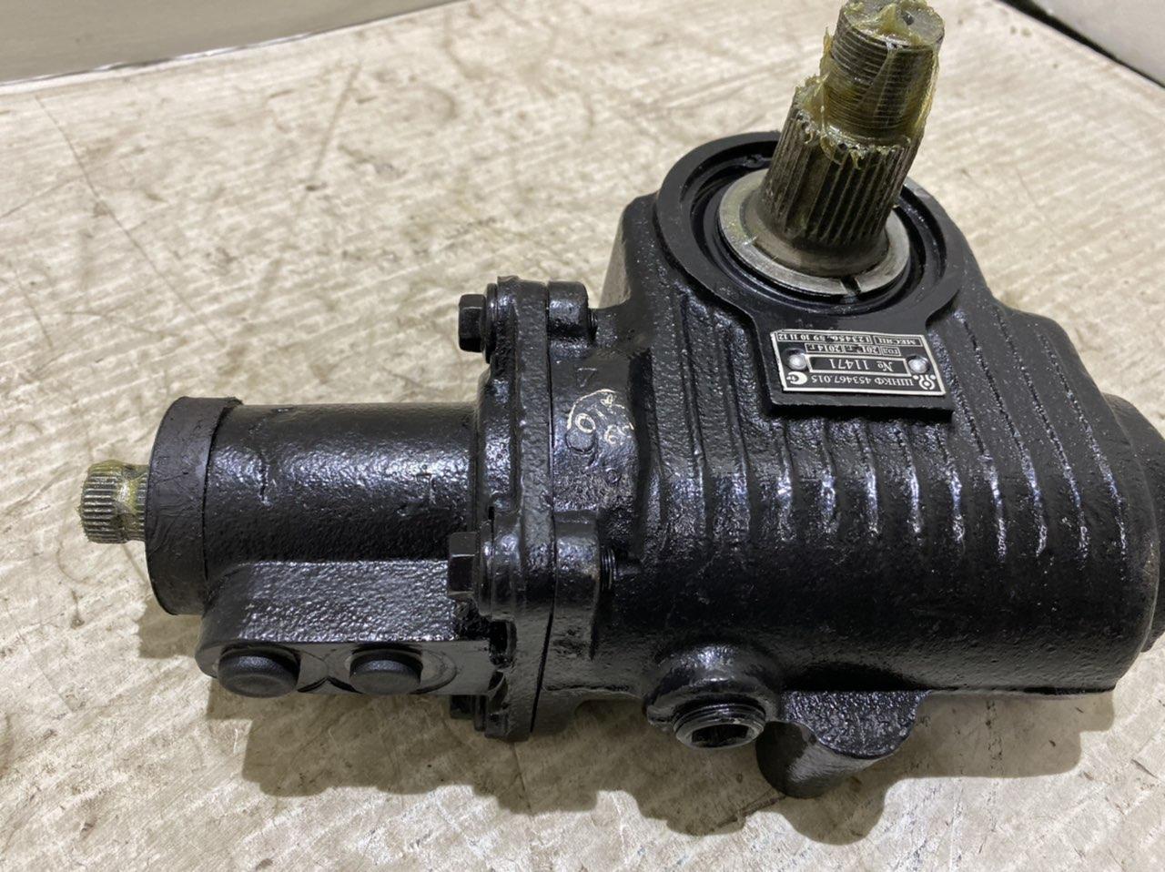 Рулевой механизм (ГУР) ГАЗон 3309, 3308  ШНКФ453467.015