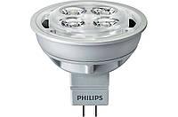 Лампа светодиодная Philips LED MR16 4.2-35W
