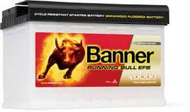 Banner 6СТ-70 Running Bull EFB 57011 Автомобильный аккумулятор