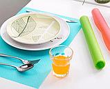 Антиковзні вкладиші в ящики, холодильник. Скатертина під столові прилади 30*45 див. 4шт/уп, фото 3