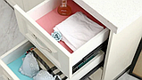 Антиковзні вкладиші в ящики, холодильник. Скатертина під столові прилади 30*45 див. 4шт/уп, фото 2