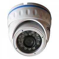 Аналоговая камера Oltec LC-921D купольная 1.0 Mp