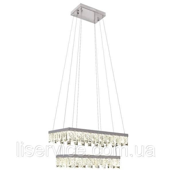 "Люстра LED ""PANDORA-96"" 96W 4000K (хром)"