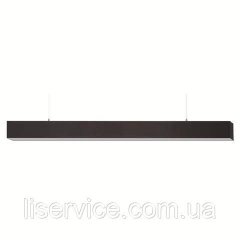 """Люстра LED """"INNOVO-40"""" 40W 4000K (черная)"""